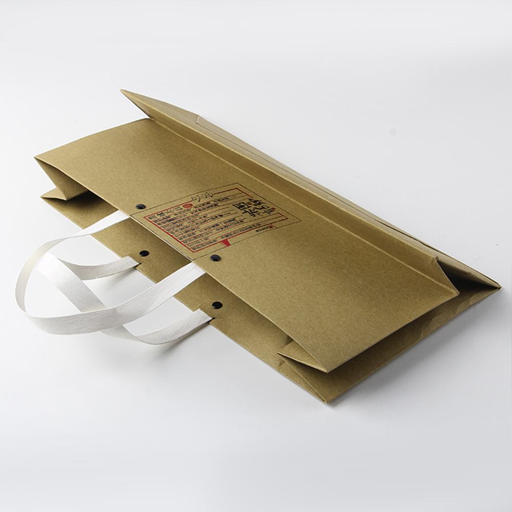 在牛皮纸纸耐高温标签袋订做过程中这2个工艺是与环保背道而驰的